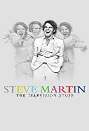 Steve Martin: Comedy Is Not Pretty Poster