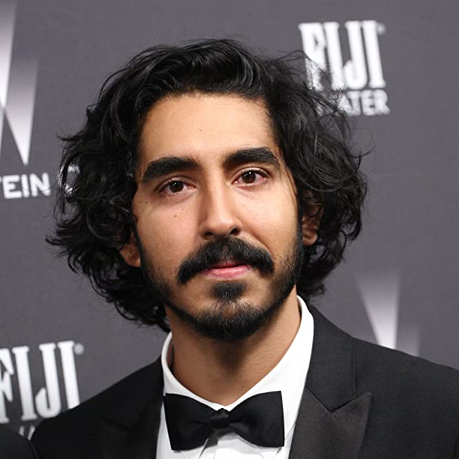 Dev Patel at an event for The 74th Golden Globe Awards (2017)