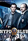 NYPD Blue (1993) Poster
