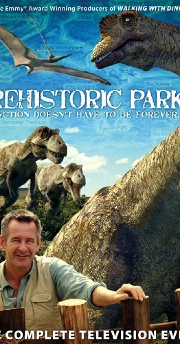 Prehistoric Park Stream