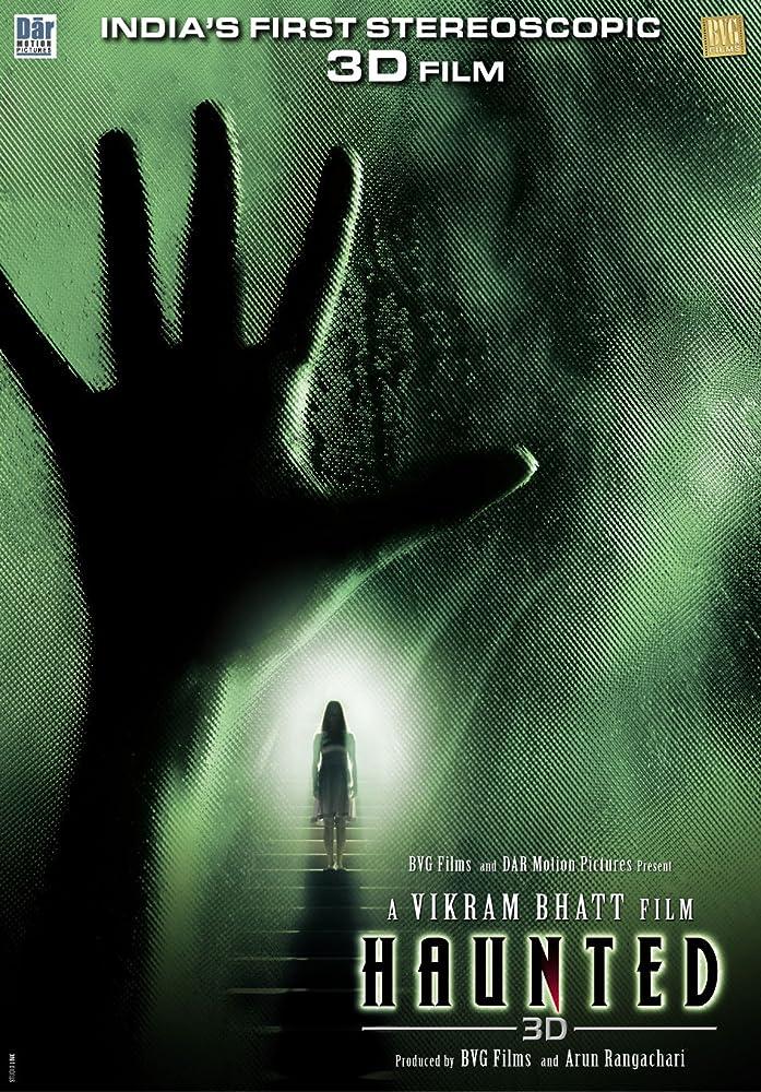 Haunted – 3D (2011) Hindi 400MB HDRip 480p x264