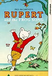 Rupert and the Frog Song Poster