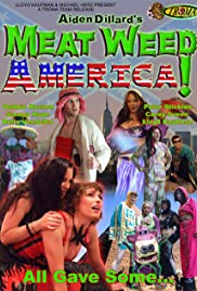 Meat Weed America Poster