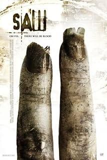 Saw II (2005) Poster