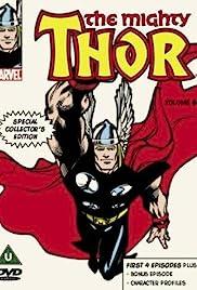 Mighty Thor Poster - TV Show Forum, Cast, Reviews