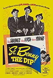 St. Benny the Dip Poster