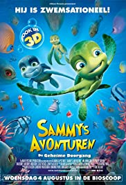 Sammy's avonturen: De geheime doorgang Poster