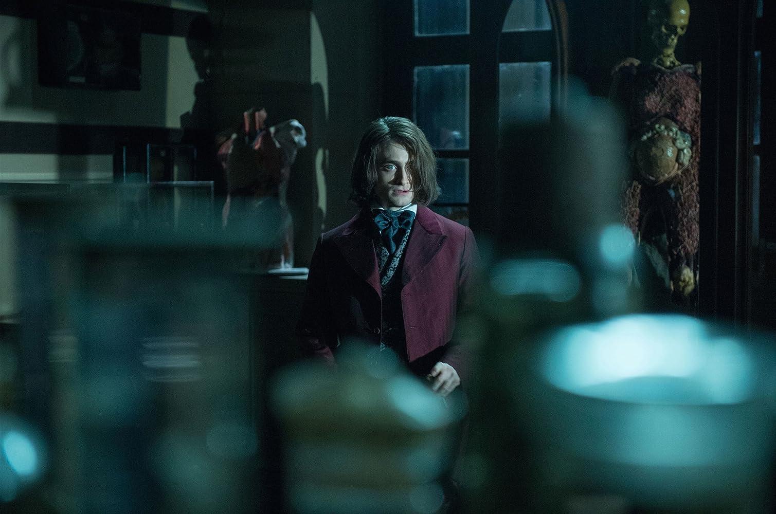 Daniel Radcliffe in Victor Frankenstein (2015)