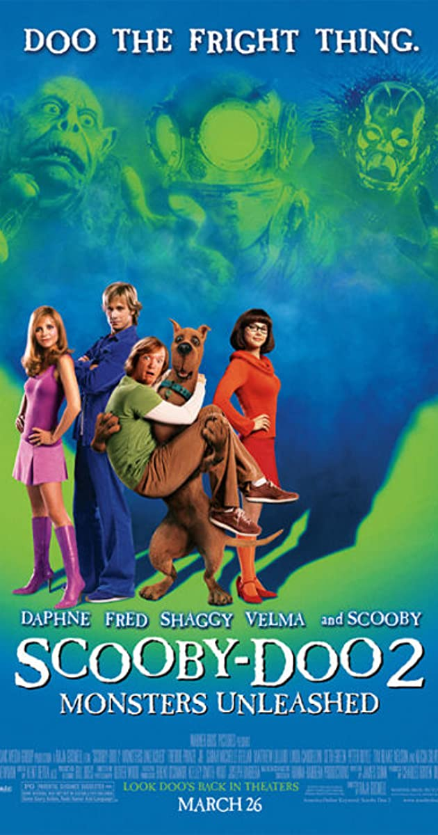 scooby doo 2 monsters unleashed full movie download