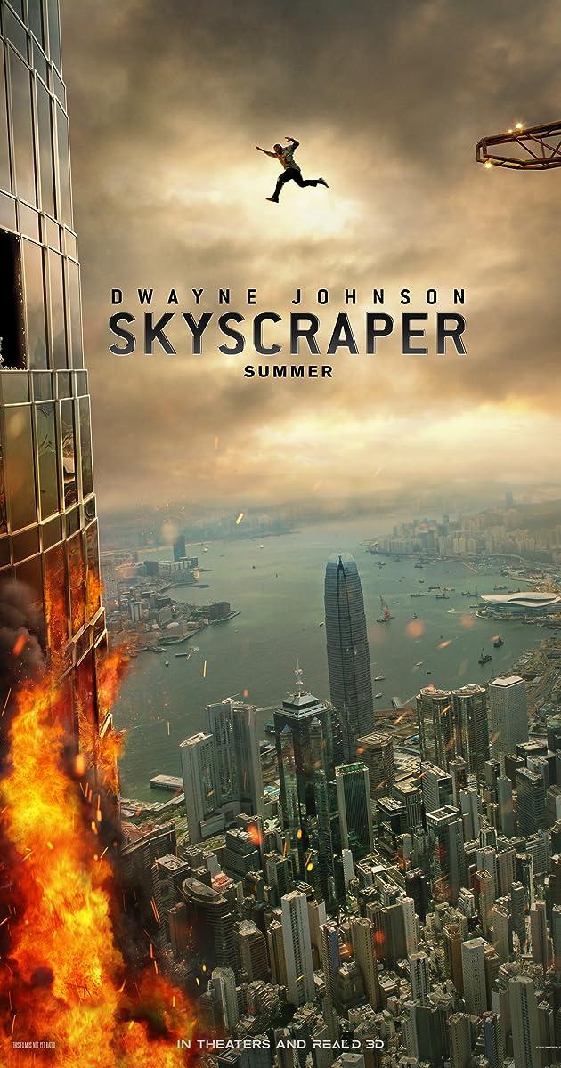 Dangoraižis / Skyscraper (2018)