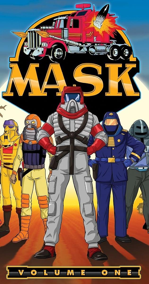 mask tv series 1985�1986 imdb