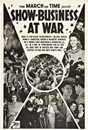 Show-Business at War Poster