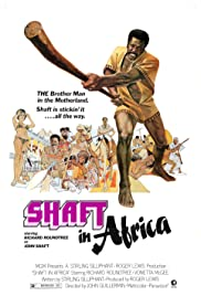 Shaft in Africa(1973) Poster - Movie Forum, Cast, Reviews