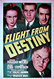 Flight from Destiny Poster