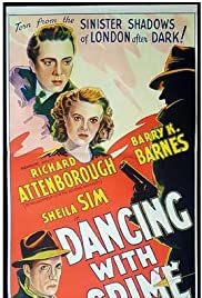 Dancing with Crime Poster