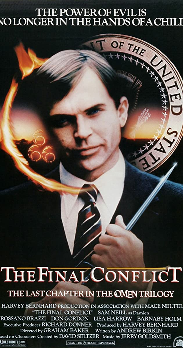 Movie The Final Conflict