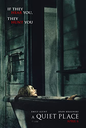 Poster Film A Quiet Place