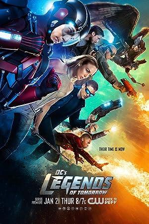 Legends of Tomorrow Temporada 1 Online