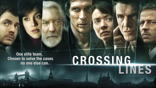 Crossed The Line Quotes: Crossing Lines (TV Series 2013– )
