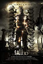 Primary image for Saw 3D: The Final Chapter
