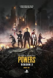 Powers tv series 2015 2016 imdb for Domon power release