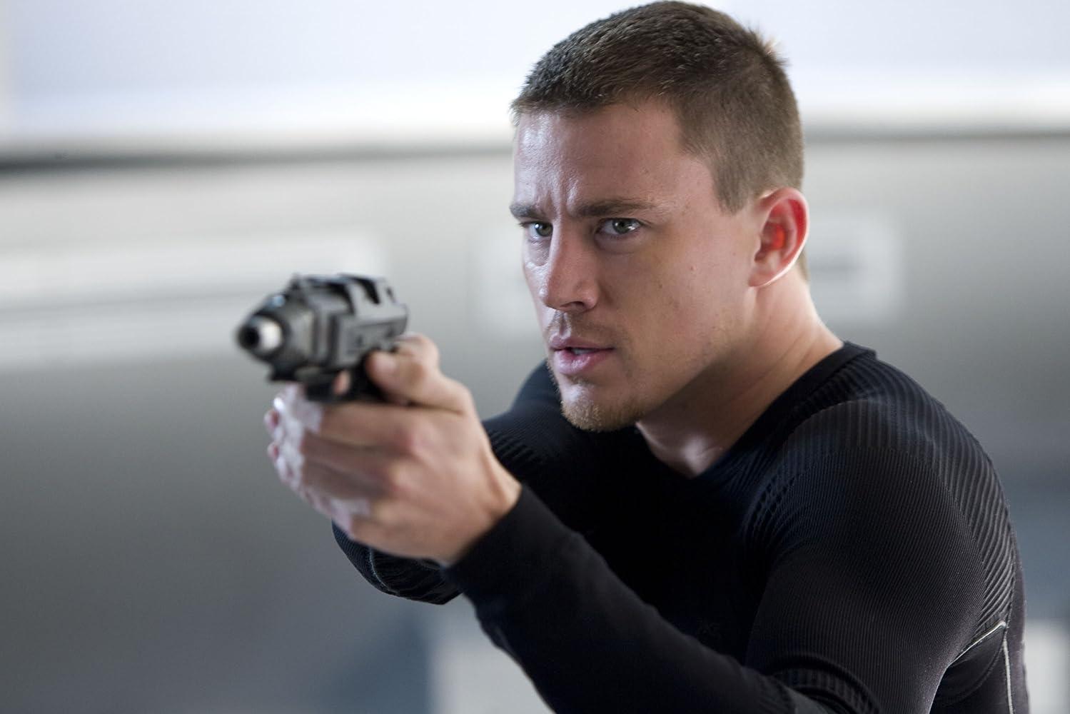 Channing Tatum in G.I. Joe: The Rise of Cobra (2009)