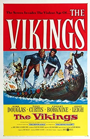 The Vikings poster