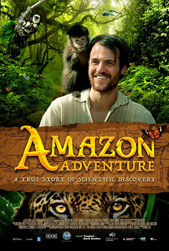 Amazon Adventure 2017 Hindi Dubbed Movie 394MB