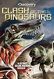 Clash of the Dinosaurs Poster