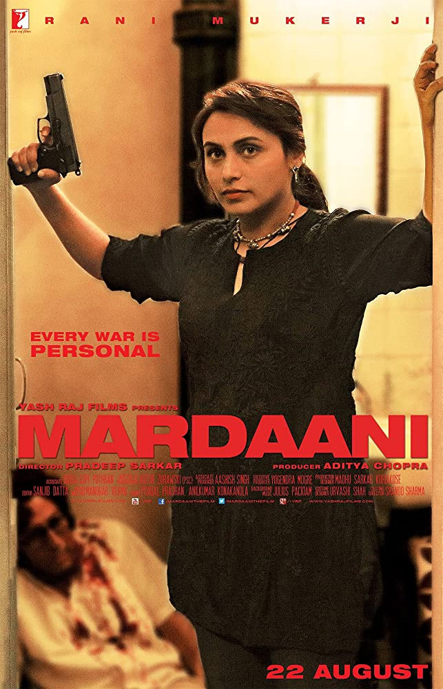 Mardaani 2014 Hindi Full Movie 350MB