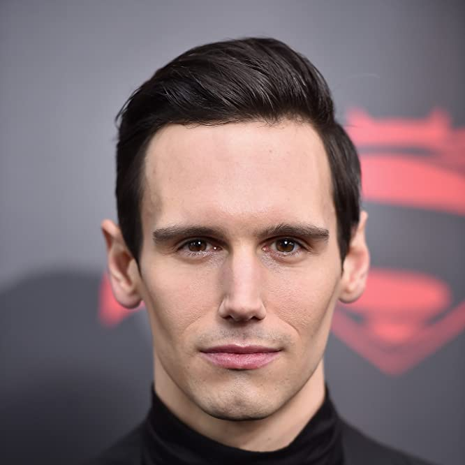 Cory Michael Smith at an event for Batman v Superman: Dawn of Justice (2016)