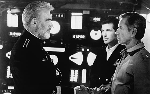 The Hunt for Red October Summary
