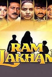 Ram Lakhan Poster