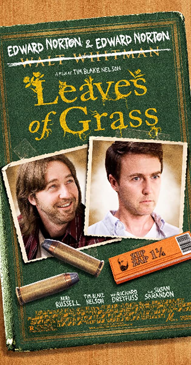 Edward Norton Quotes: Leaves Of Grass (2009)