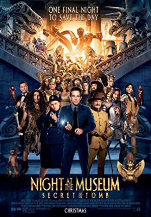 Night at the Museum: Secret of the Tomb Pelicula Poster