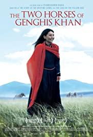 The Two Horses of Genghis Khan Poster