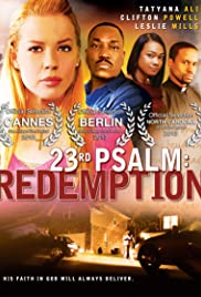 23rd Psalm: Redemption Poster