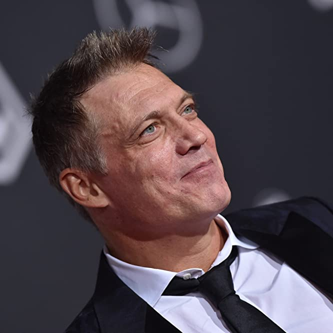 Holt McCallany at an event for Justice League (2017)