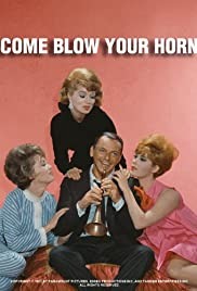 Come Blow Your Horn Poster