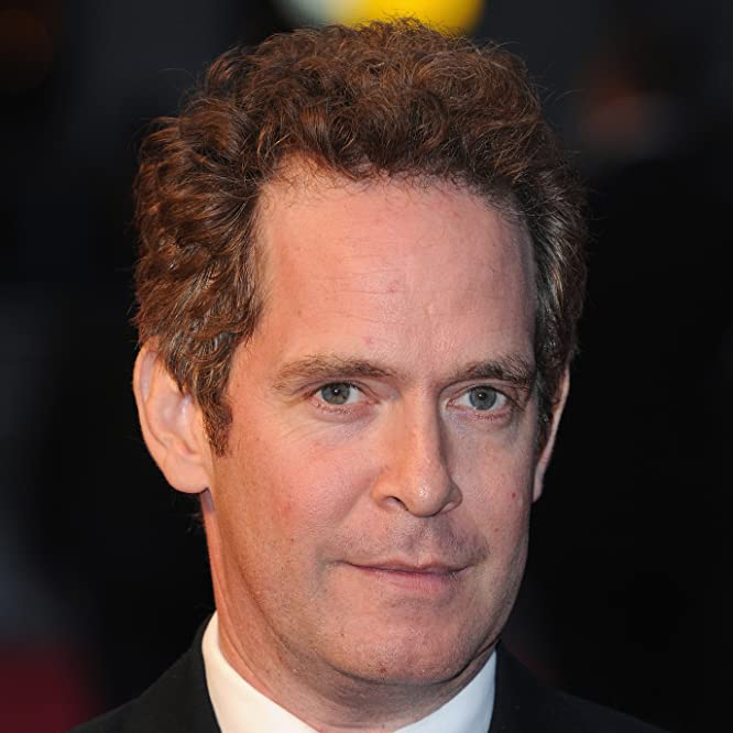 Tom Hollander at an event for The Invisible Woman (2013)