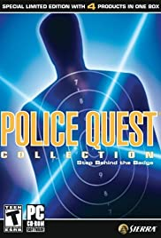 Police Quest: Open Season Poster