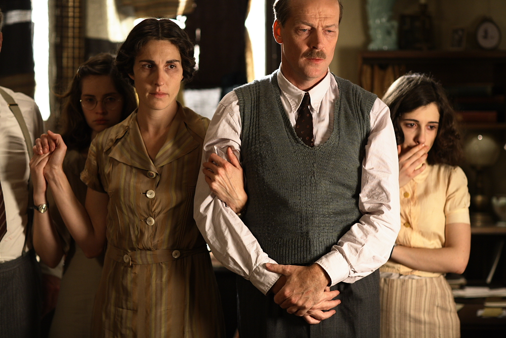 Image result for The Diary of Anne Frank (2009 miniseries)