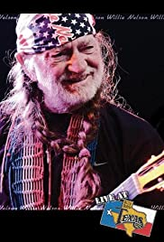 Willie Nelson: Live at Billy Bob's Texas Poster