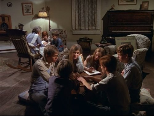 quotthe waltonsquot the ghost story tv episode 1974 imdb