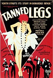 Tanned Legs Poster