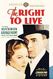 The Right to Live Poster
