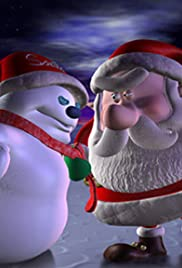 santa vs the snowman poster - Santa Snowman