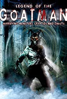 Legend of the Goatman: Horrifying Monsters, Cryptids and ...