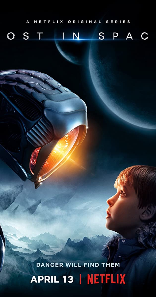 Pasiklydę kosmose 1 sezonas / Lost in Space season 1 (2018)