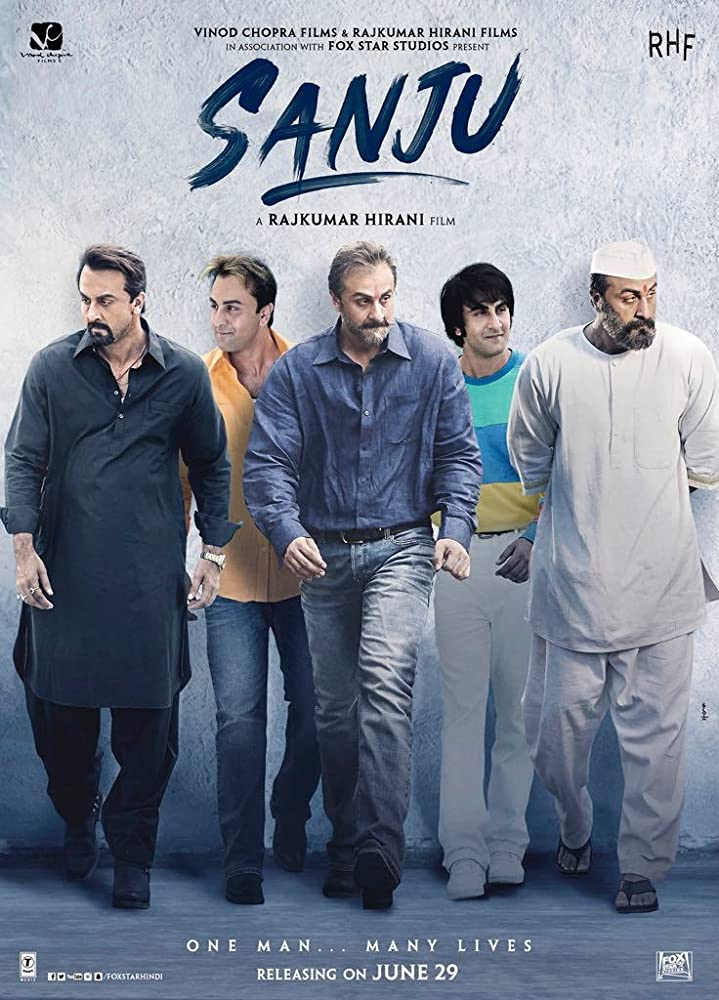 Sanju 2018 Movie Official Trailer